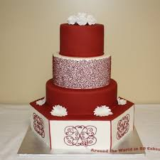 southern blue celebrations red wedding cake inspirations u0026 ideas