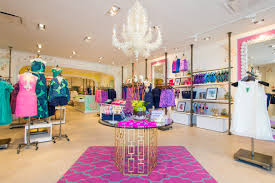Lilly Pulitzer Furniture by Lilly Pulitzer Store Opens At The Summit