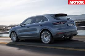 porsche cayenne interior 2018 porsche cayenne interior exterior and changes the best