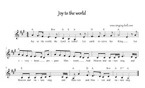 free christmas carols u003e joy to the world free mp3 audio download