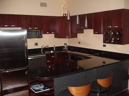 Kitchen Cabinet Cherry Sofa Excellent Cherry Kitchen Cabinets Black Granite Sofa Cherry