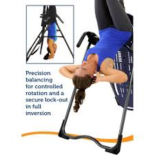 inversion bed itte61009 teeter ep 960 inversion table healthandmed