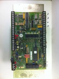 edwards est lss4 12 12 zone facp cpu replacement board