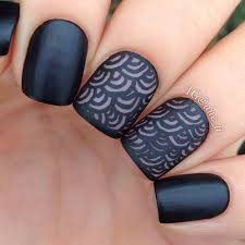 25 edgy black nail designs page 3 of 3 stayglam
