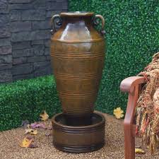 Indoor Standing Water Fountains by Love This Urn Fountain Fountain Pinterest Fountain Urn