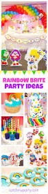 721 best rainbow party ideas images on pinterest rainbow parties