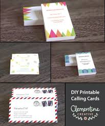 Office Max Business Card Template Best 25 Printable Business Cards Ideas On Pinterest Watercolor