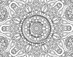 hard flower coloring pages flower coloring pages hard coloring
