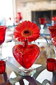Valentine Decorations For The Table by