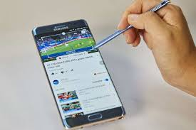 note 7 fan edition galaxy note fan edition exploding note 7 smartphone gets