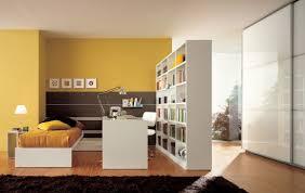 Bookshelf Room Dividers by Furniture Hiden Wooden Bookcase Divider With Maroon Carpet Floor