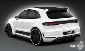 Porsche Macan White - which looks better the macan or the mercedes gla page 5