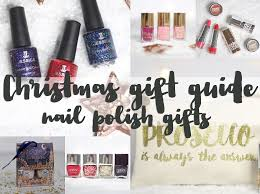 christmas gift sets flutter and sparkle christmas gift guides 2016 nail gift