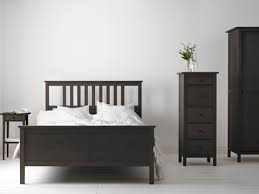 brusali bed frame full ikea in brown architecture 0 faux leather