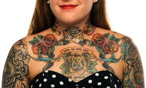 tattoos rising in popularity becoming a cultural norm local