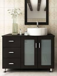 Vessel Sink Vanities Without Sink 39