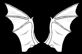 printable bat wing templates u2013 fun for halloween