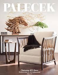 Palecek Chairs Palecek Furniture U0026 Accessories Catalog Volume 40 By