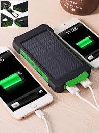 cara membuat powerbank dengan panel surya charger hp tenaga matahari solar charger portable