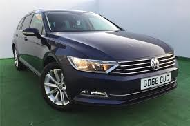 volkswagen tdi 2016 used 2016 volkswagen passat 1 6 tdi se business 5dr for sale in