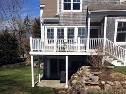 south coast ma deck contractor wood decks composite decking