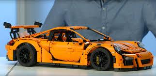 porsche 911 model kit lego shows the porsche 911 gt3 rs scale model kit