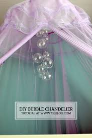 themed chandelier diy chandelier themed rooms bubbles and mermaid