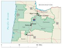 map oregon 5th congressional district oregon s 5th congressional district