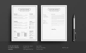 Resume Web Templates Cv Web U0026 Graphic Designer Resume Template 65430