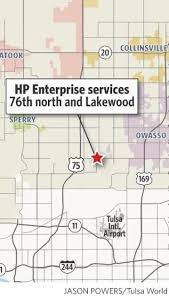 tulsa airport map hewlett packard buys its tulsa facility for 150 million