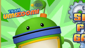 team umizoomi bot silly fix game games episodes