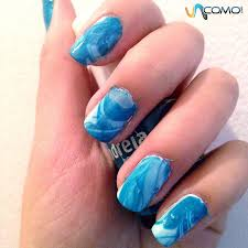 how to paint your nails with water at home 8 steps