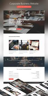 business template free high quality 50 free corporate and business web templates psd corporate business website template free psd