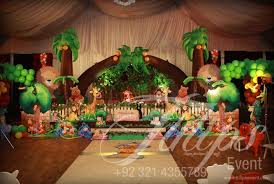 jungle themed birthday party jungle themed party tulipsevent
