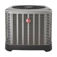 rheem rp1424aj1na classic 2 ton 14 seer heat pump condenser 208