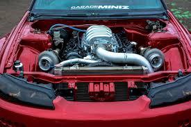 nissan 350z twin turbo nissan s15 with a twin turbo 1uz fe u2013 engine swap depot
