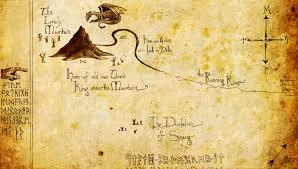 The Hobbit Map Yusefabonamah Just Another Wordpress Com Site