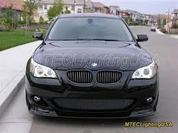 bmw black grill high gloss black kidney grill bmw e60 e61 5 series sedan touring