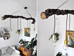 Wohnzimmerlampe Bauen Holzbalken Lampe Selber Bauen Top Led Lampe Bauen With Holzbalken