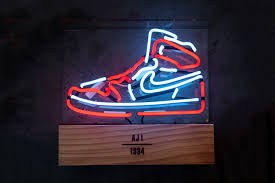 Neon Lights Home Decor When Sneaker Culture Meets Interior Design U2013 Inhideout