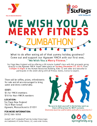 Six Flags Locations We Wish You A Merry Fitness Ymca