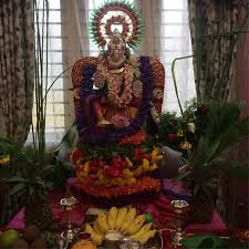 hindu decorations for home pooja room decoration ideas for varalakshmi pooja room