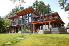 Home House Design Vancouver A Signature West Coast Contemporary Design This Modern Hybrid