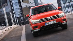 volkswagen tiguan 2016 red vw tiguan 2 0 tsi 180 outdoor 2016 review by car magazine