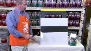 glidden duo paint and primer the home depot youtube