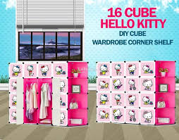 kitty 16 cube diy wardrobe 4 8 2018 1 12