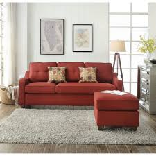 Microfiber Sectional Sofa Walmart by Living Room Elliot Fabric Microfiber 3 Piece Chaise Sectional