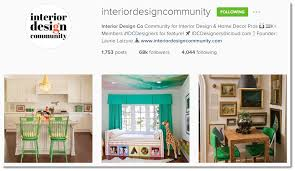 Interior Design Bio by How To Reap The Benefits Of Visibility On Instagram