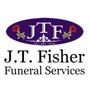 j t obituaries j t fisher funeral services