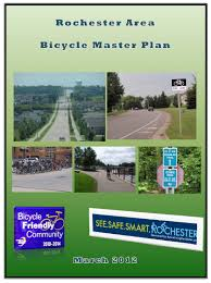 rochester olmsted bicycle master plan 2012